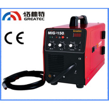 IGBT Inverter CO2 Gas Schild Panasonic Mig Schweißen Maschine (Mig-150) mit ökonomischen Preis