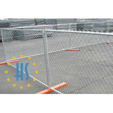 Temporary Construction Chain Link Fence