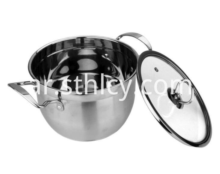 Stainless Steel Cooking Ware Set