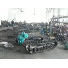 HST HYDROSTATIC Transporter rubber track chassis undercarriage reducer gearbox