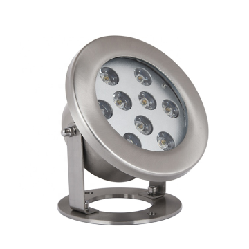 Luces subacuáticas led IP68 para fuentes