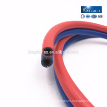 EPDM/SBR blended smooth cover welding hose grades rubber hose