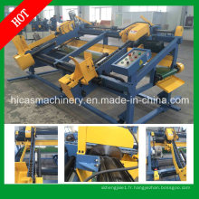 Machine de scie à coupe haute performance Sf602 pour palette en bois