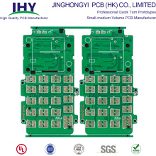 Multilayer Impedance Controlled Rigid Flex PCB PCB Factory