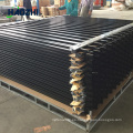 cerca de aluminio horizontal del tenis de mesa de la cerca