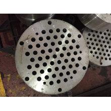 Disque forgé en acier 42CrMo4 adapté aux besoins du client