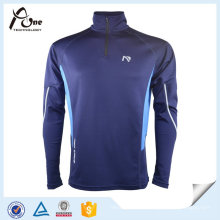 Stand Collar Jersey Men Gym Garment for Wholesale