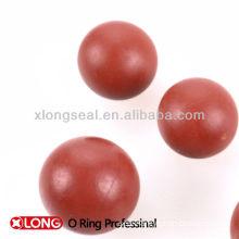 Bouncing rubber ball