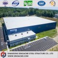 European Certificated Vorgefertigte Long Life Building / Werkstatt / Lager