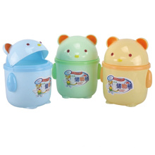 Plastic Cute Flip-on Storage Container (A11-4002)