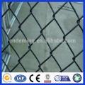 galvanized diamond wire mesh fence/ chain link mesh