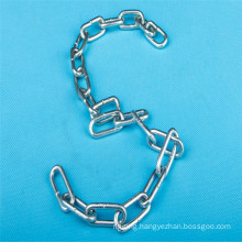 Galv DIN764 Welded Link Chain