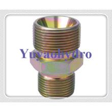 Tipo de Flare Cone Interno Straight Hydraluic Fittings