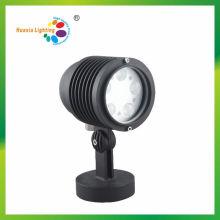 IP65 15W LED Garden Light with Base (HX-HFL105-15WR)