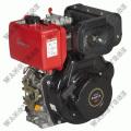 4-Takt-Dieselmotor mit 9.0HP Single, Zylinder und Optional Elektrischer Anlasser