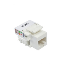 Telecom parts rj45 utp Cat5e Keystone Jack