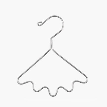 Metal Hanger for Tie