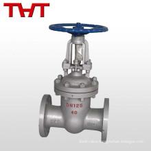 "WCB rising 2"" inch cast steel gate valve stem gate valve make"