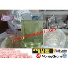 Poudre injectable injectable de mélange de testostérone de mélange de testostérone de Sustanon 250mg