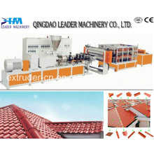 PVC Roofing Panel Making Line