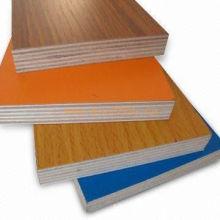 Solide bunte Melamin Commercial Sperrholz von günstigen Preisen