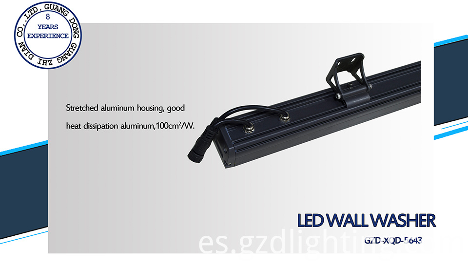 wall washer linear