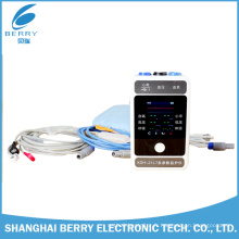 Berry 6 Parameter Palm Patient Monitor