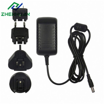 Adaptador de CA de viaje de enchufe variable de 16 V CC 1 A