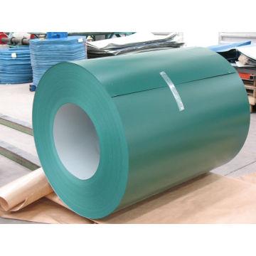 Pré-pintado cor revestido de bobina de aço galvanizada