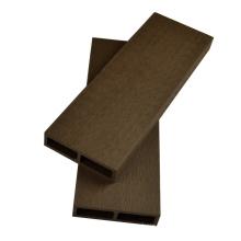 Wood Plastic Composite Trellis WPC Decorative Board 100*25mm XFQ013