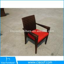 Ensemble de meubles empilables de rotin de prix inférieur d'usine
