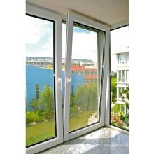 Ventanas de doble bisagra / ventana de apertura vertical / ventana de apertura doble