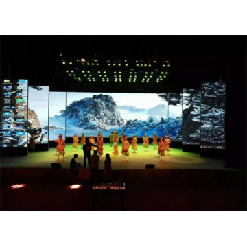 Excellent Fidelity and Uniformity Stage LED Display