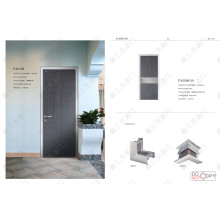 Günstige PVC-Tür, billige Duschtür, billiger Eingangstür