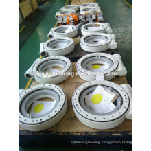 hourglass worm slew drives for solar tracking system hydraulic track drive hydraulic driving