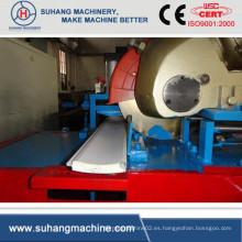 Insulated PU Slat Rolling persianas de la máquina