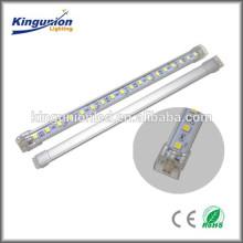 Perfil de aluminio rígido DC12V DC24V CRI> 80 SMD5730 Barra rígida de LED