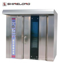 K314 Food & Beverage Electric And Gas And Diesel Oil Rotary Convection Oven