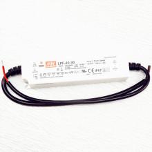 MEAN WELL LPF-40-24 Transformador de Clase 2 LED con PFC