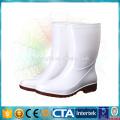 CE standard half rain boots for men
