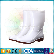 CE standard half rain boots for men