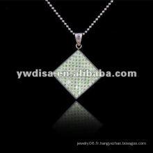 Pendentif Collier Bijoux en gros de mode