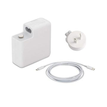 PD 87W Type-C Chargeur MacBook AU Plug