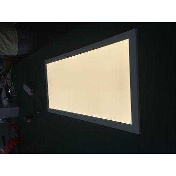 Dimmerable 36W cuadrado cuadrado redondo de 48W Panel LED brillante