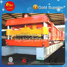 High Quality PLC Automatic Color Steel Roof Tile Sheet Roll Forming Machine