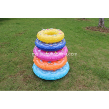 Promosi PVC Inflatable Swimming Cincin W / Logo