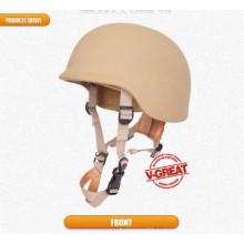 Легкий боевой шлем Bulletproof 9mm Nij Iiia