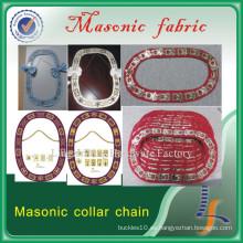 Masonic Symbols Chain Collar sin MOQ