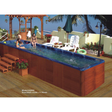 Grande Container Pool Design Moderno Outdoor MassageTub