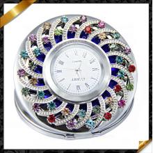 Compact Mirror, Fashion Watch Jewelry, Crystal Watch (MW002)